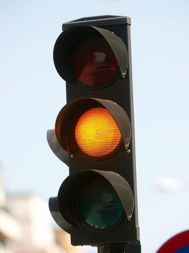 Trafikljusen
